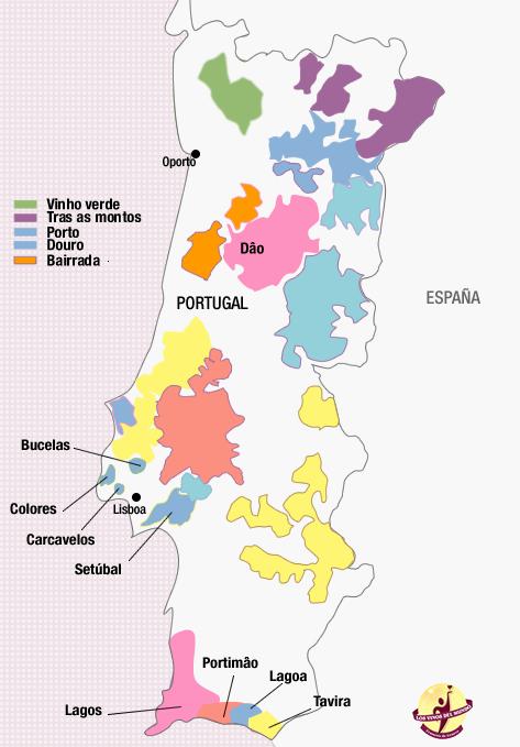 ciudades de portugal frontera con españa